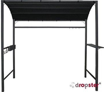 Grillpavillon 233x145cm Metall