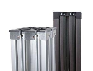 paramondo grillpavillon grillzelt premium plus 3 x 3 m schwarz 5 300x229 - So überwintern Sie Ihren Grillpavillon richtig